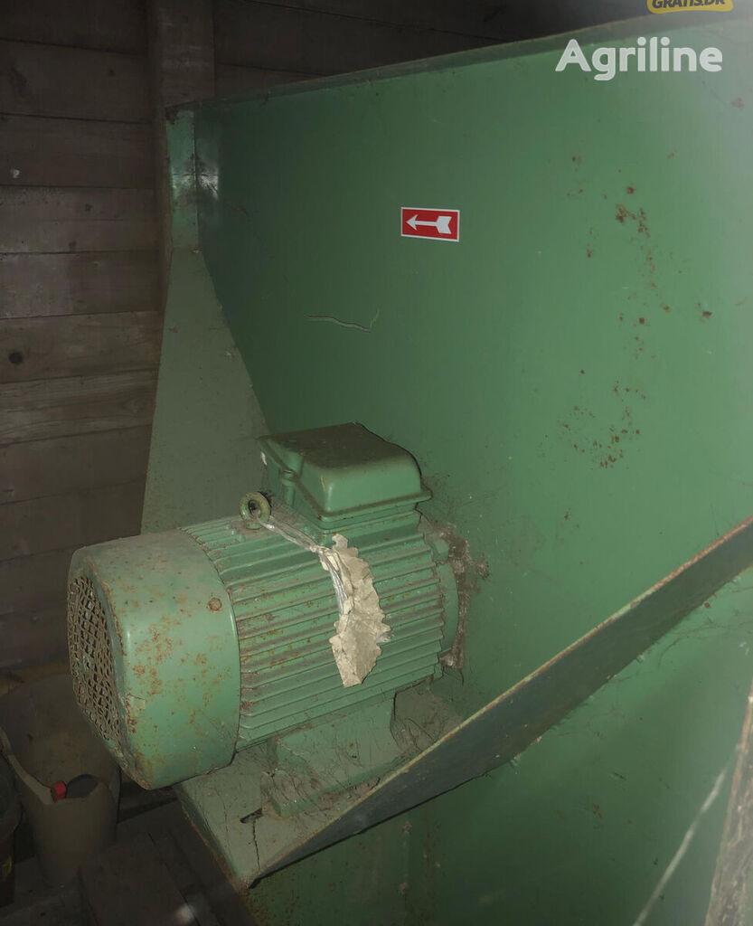Forskelig grain aerator