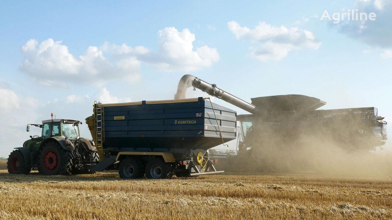 new EGRITECH BNP-30 grain cart