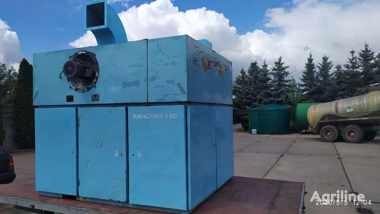 PETKUS K 523 grain cleaner