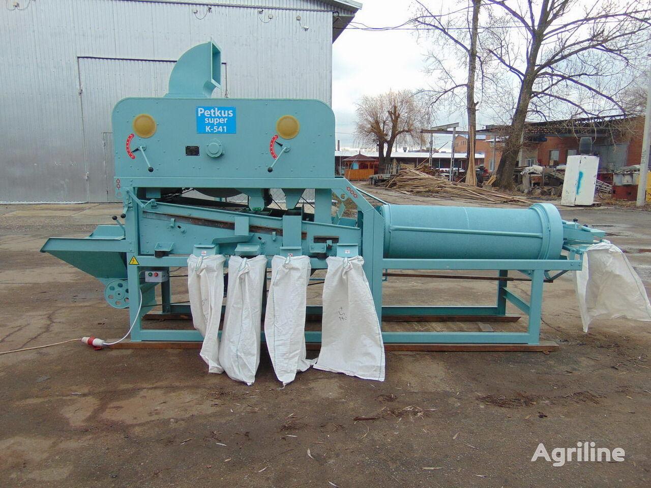 PETKUS K-541 grain cleaner