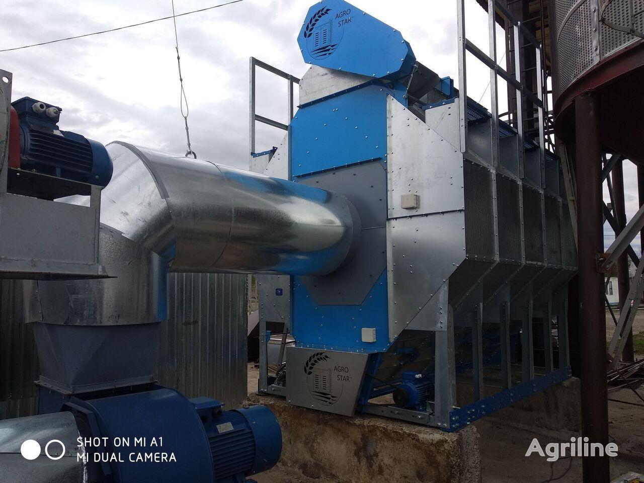 new AGRO STAR na shchepi ta vidhodah -25 % derzhavnoyi kompensaciyi grain dryer