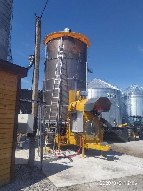MECMAR SSI28 №982 grain dryer