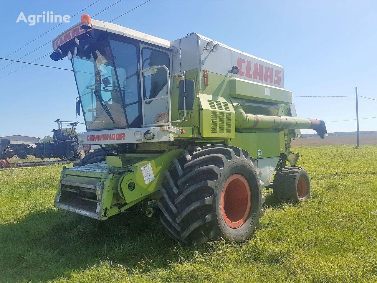 CLAAS COMMANDOR 228CS grain harvester for parts
