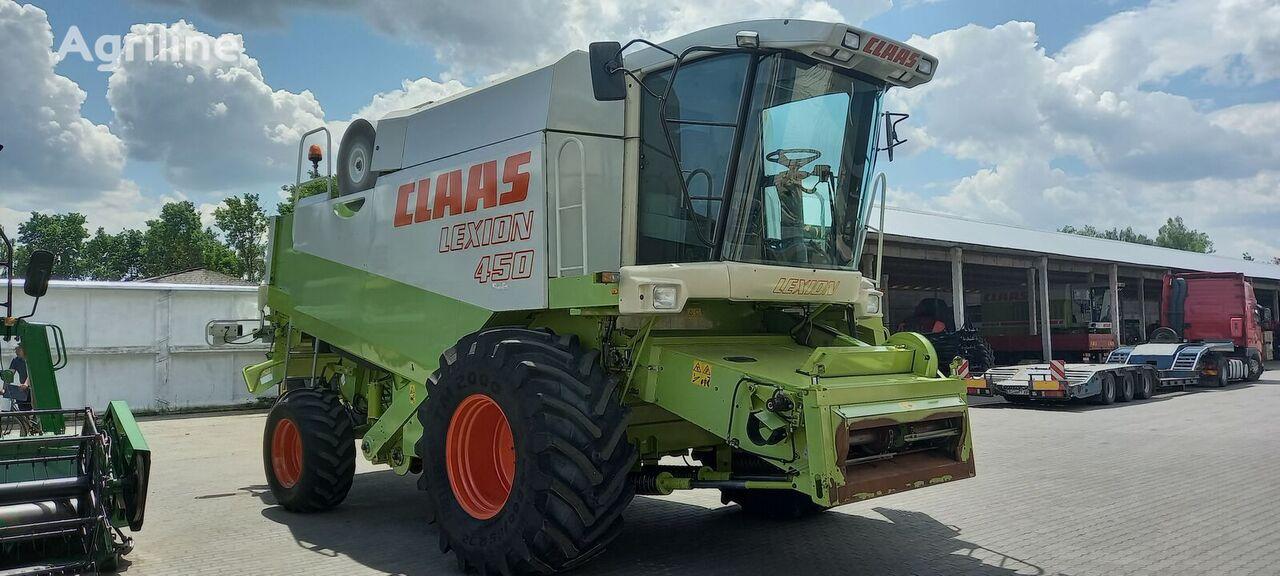 CLAAS Lexion 450 grain harvester