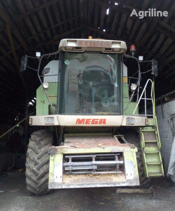 CLAAS Mega 204 №1099 grain harvester