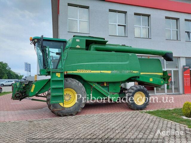 JOHN DEERE 9680 LIZING ZVONITE grain harvester