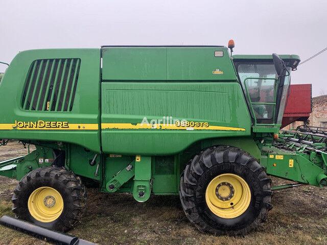 JOHN DEERE 9880 STS №1240 grain harvester