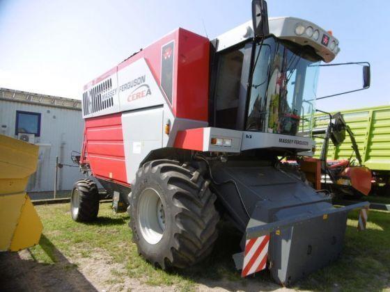 MASSEY FERGUSON 7278 grain harvester