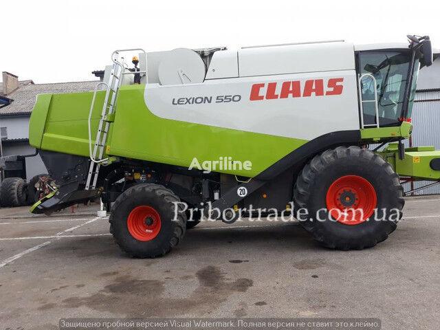 CLAAS 550 №273 grain harvester