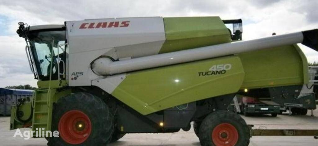 CLAAS Claas Tucano 450 grain harvester