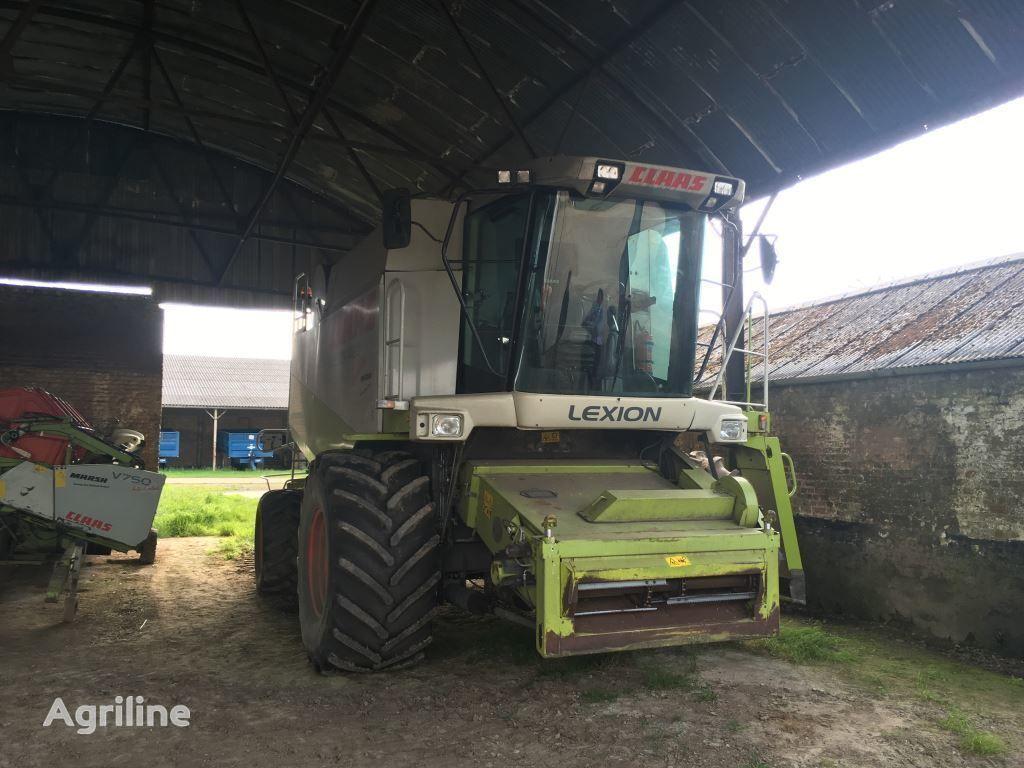 CLAAS  Lexion 460 Evolution grain harvester