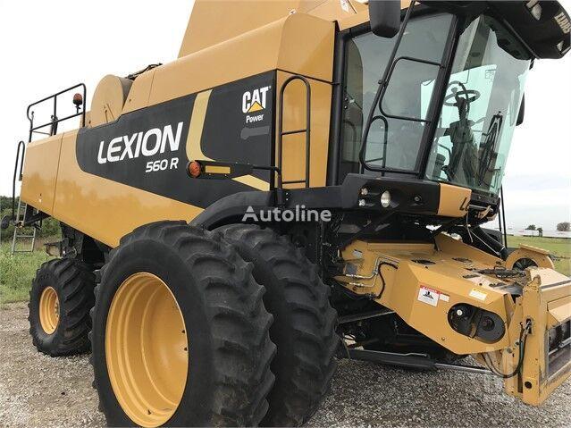 CLAAS Lexion 560 grain harvester