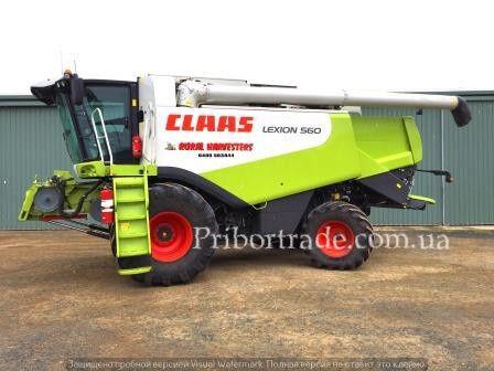 CLAAS Lexion 560 №229 grain harvester