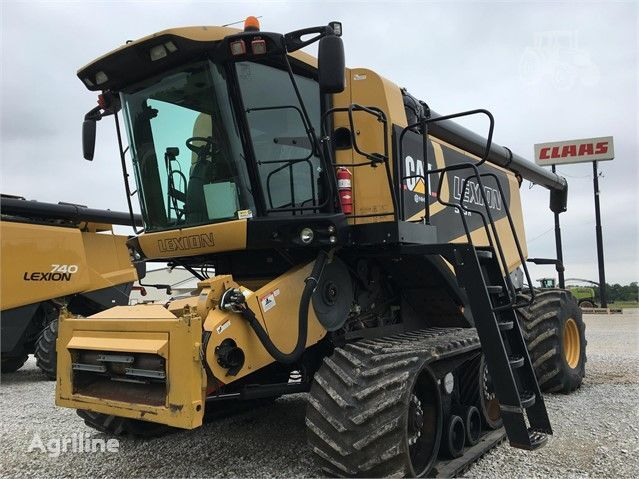 CLAAS Lexion 575R grain harvester
