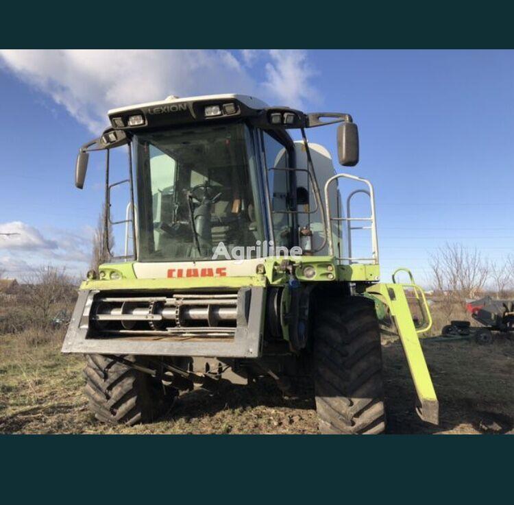 CLAAS Lexion 580 grain harvester