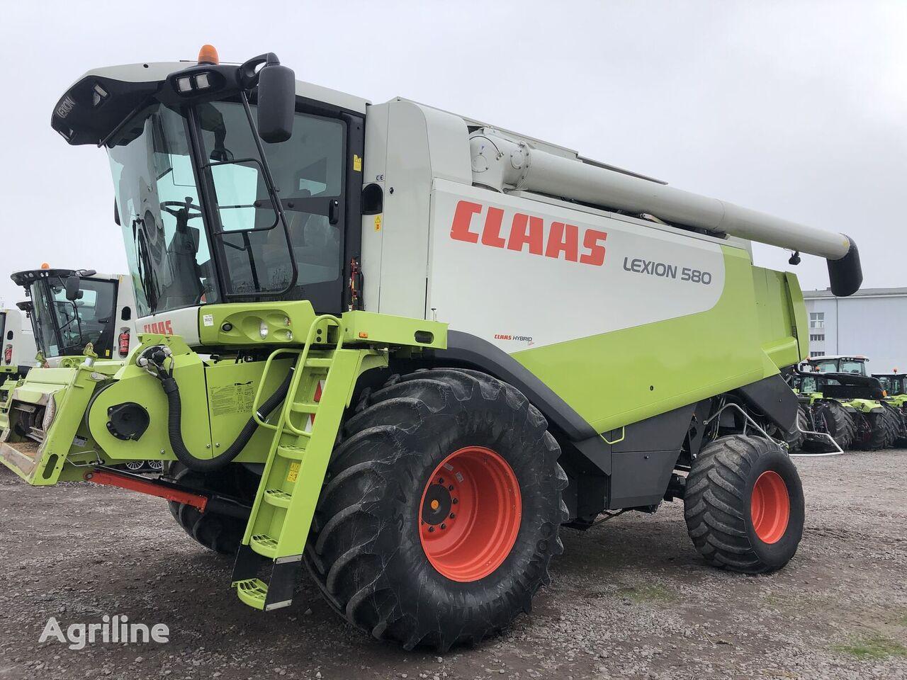 CLAAS Lexion 580 Vario 900  2008 Germany grain harvester