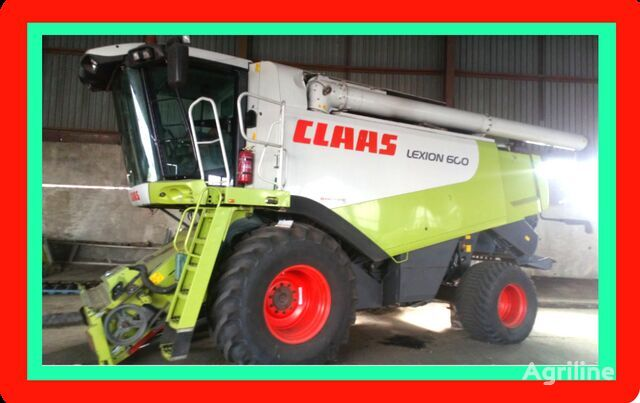 CLAAS Lexion 600 №1011 grain harvester