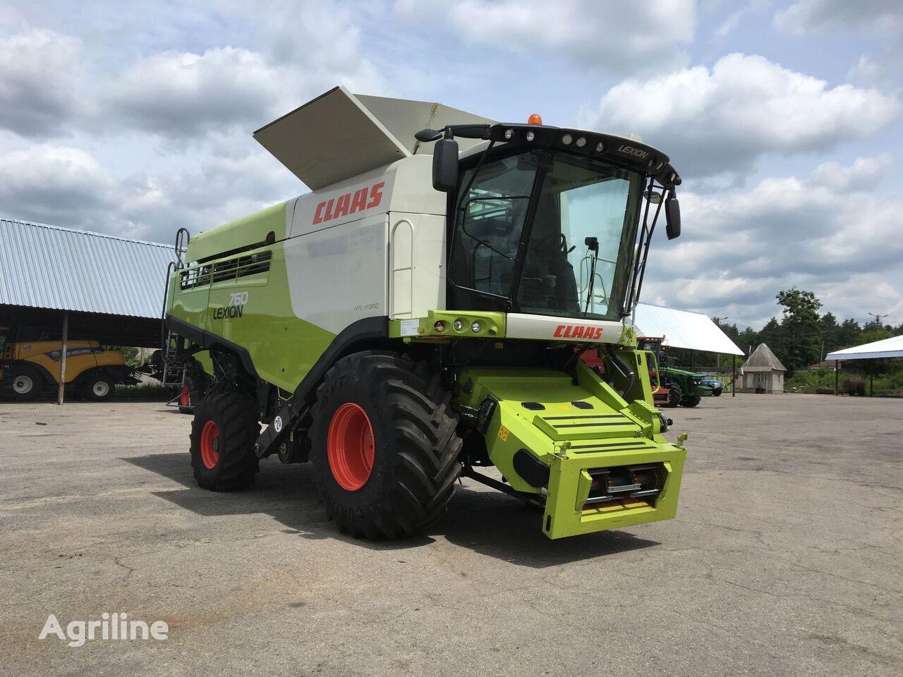 CLAAS Lexion 760 Z NIMEChChINI grain harvester