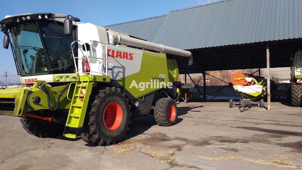 CLAAS Lexion 760 Z Nimechchini. PDV.  grain harvester