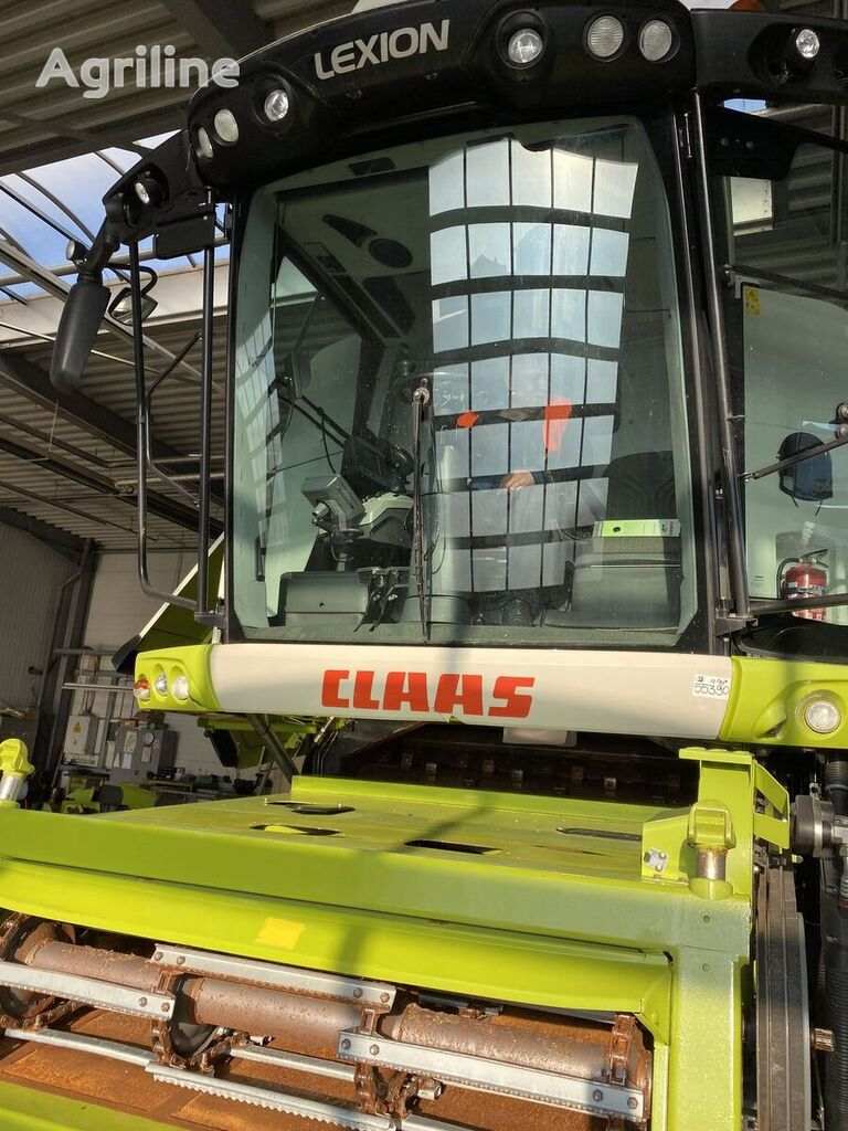 CLAAS Lexion 770 grain harvester