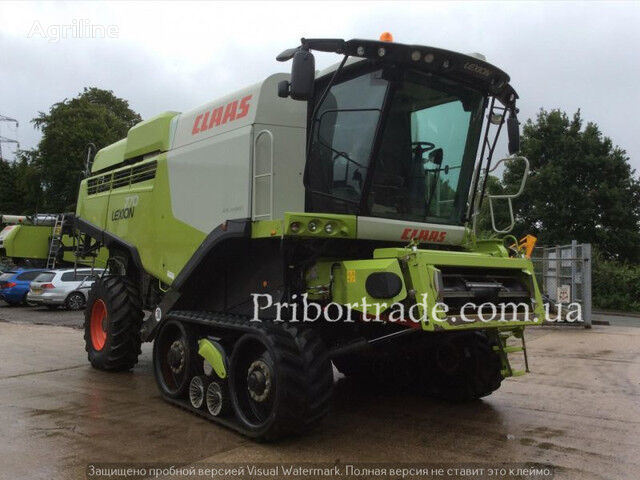 new CLAAS Lexion 770 NEW 1 YEAR WARRANTY №223 grain harvester