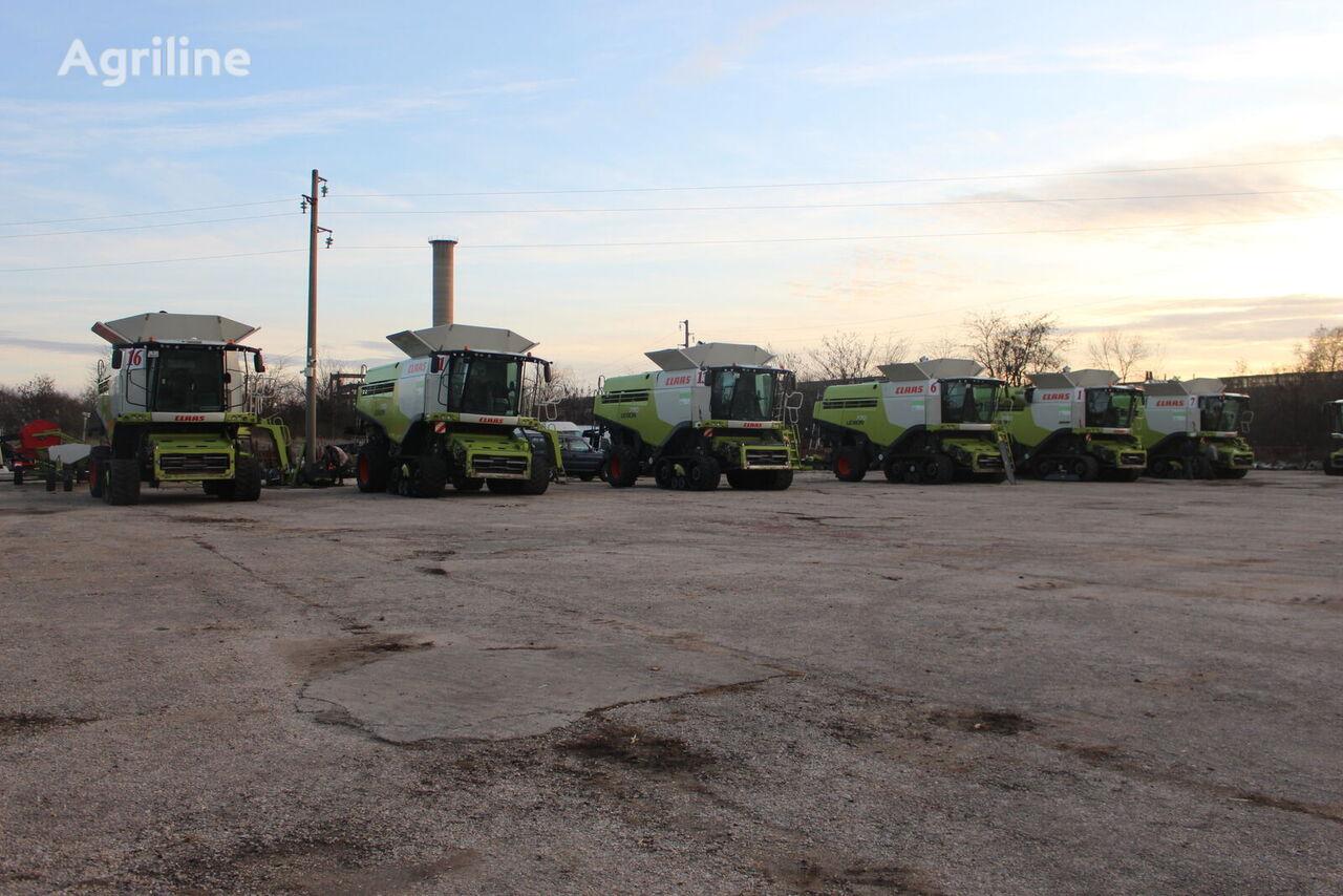 CLAAS Lexion 770 tt-2 grain harvester