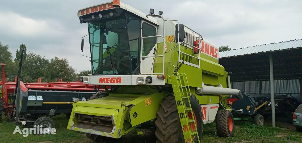 CLAAS Mega grain harvester