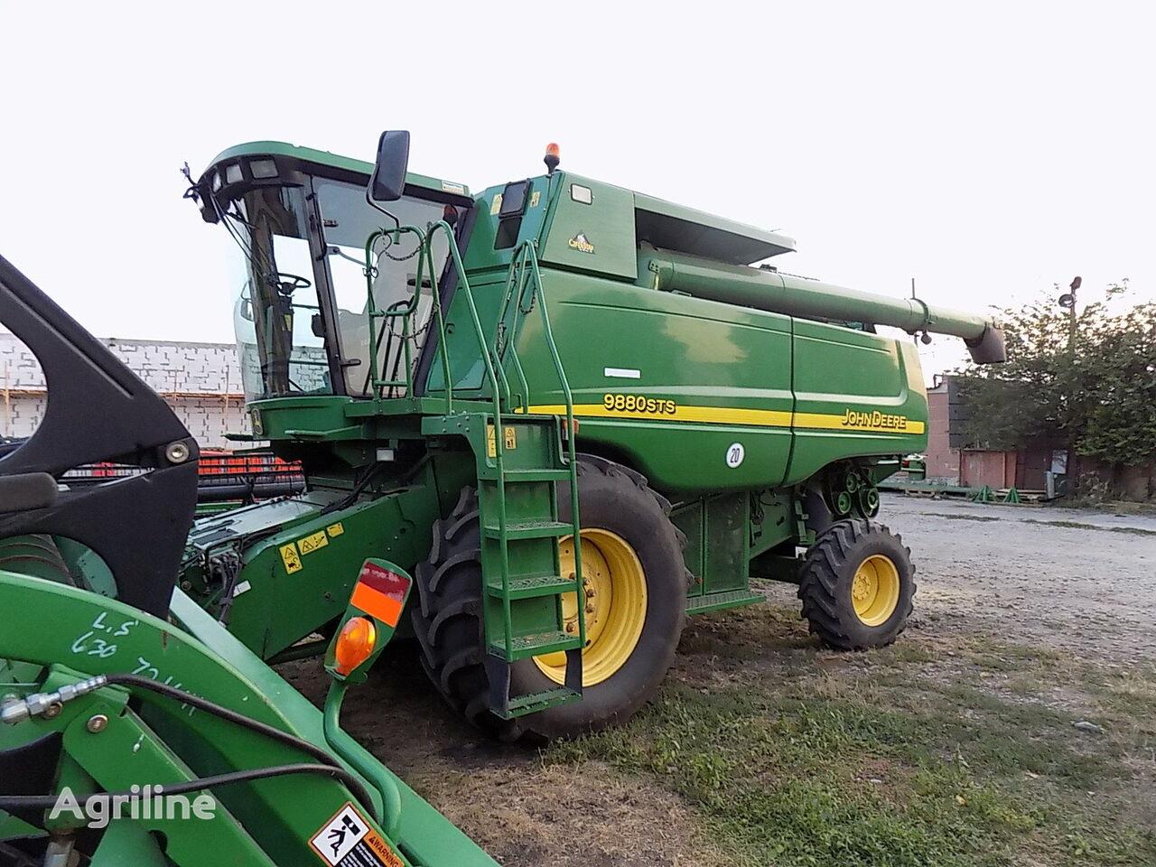 JOHN DEERE 9500 NA RAZBORKE grain harvester