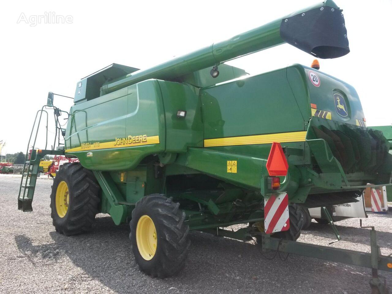 JOHN DEERE 9640 WTS grain harvester