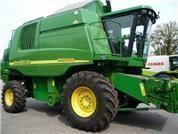 JOHN DEERE 9660 WTS grain harvester
