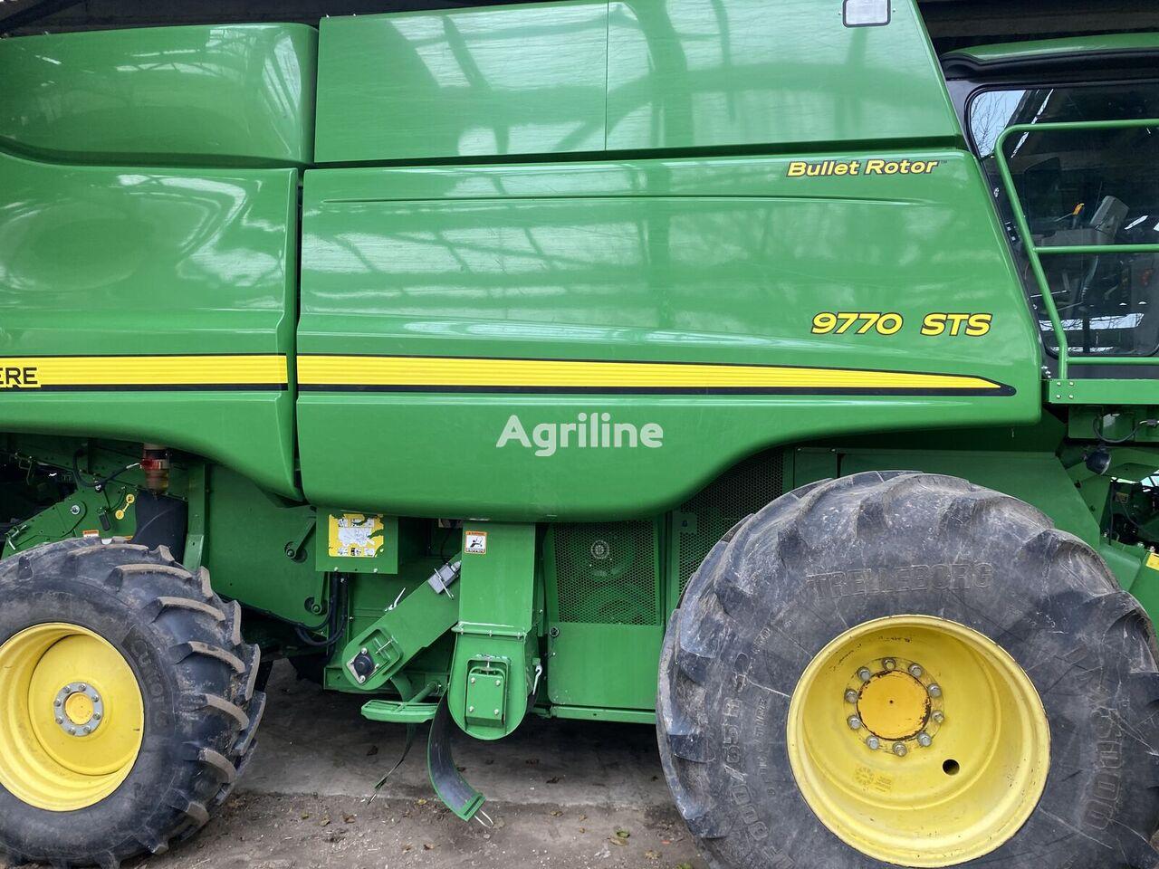 JOHN DEERE 9770 STS V NALIChII grain harvester