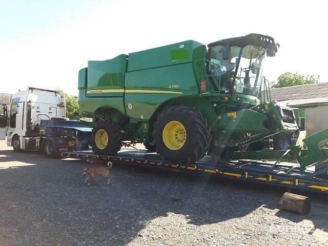 JOHN DEERE S770i EVRO 2(KREDIT,LIZING, OFICIAL) grain harvester