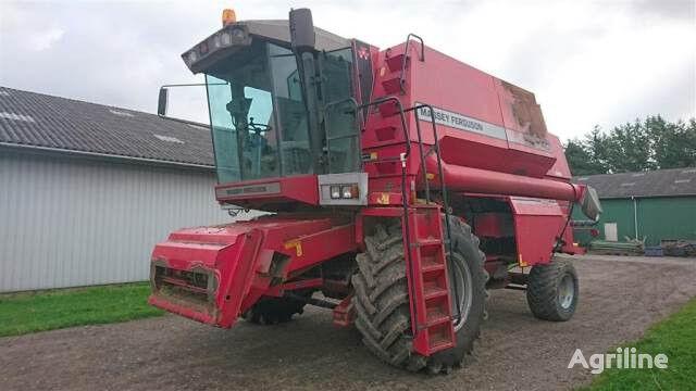 MASSEY FERGUSON 40 sælges i dele/for spareparts grain harvester