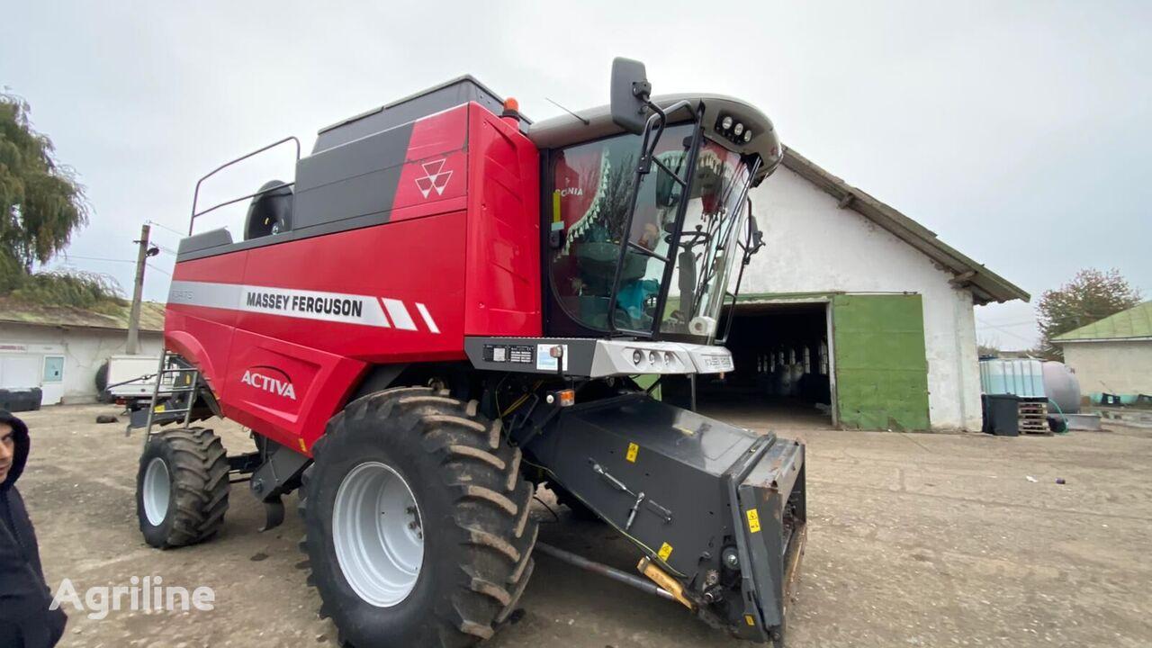 MASSEY FERGUSON 7347S grain harvester