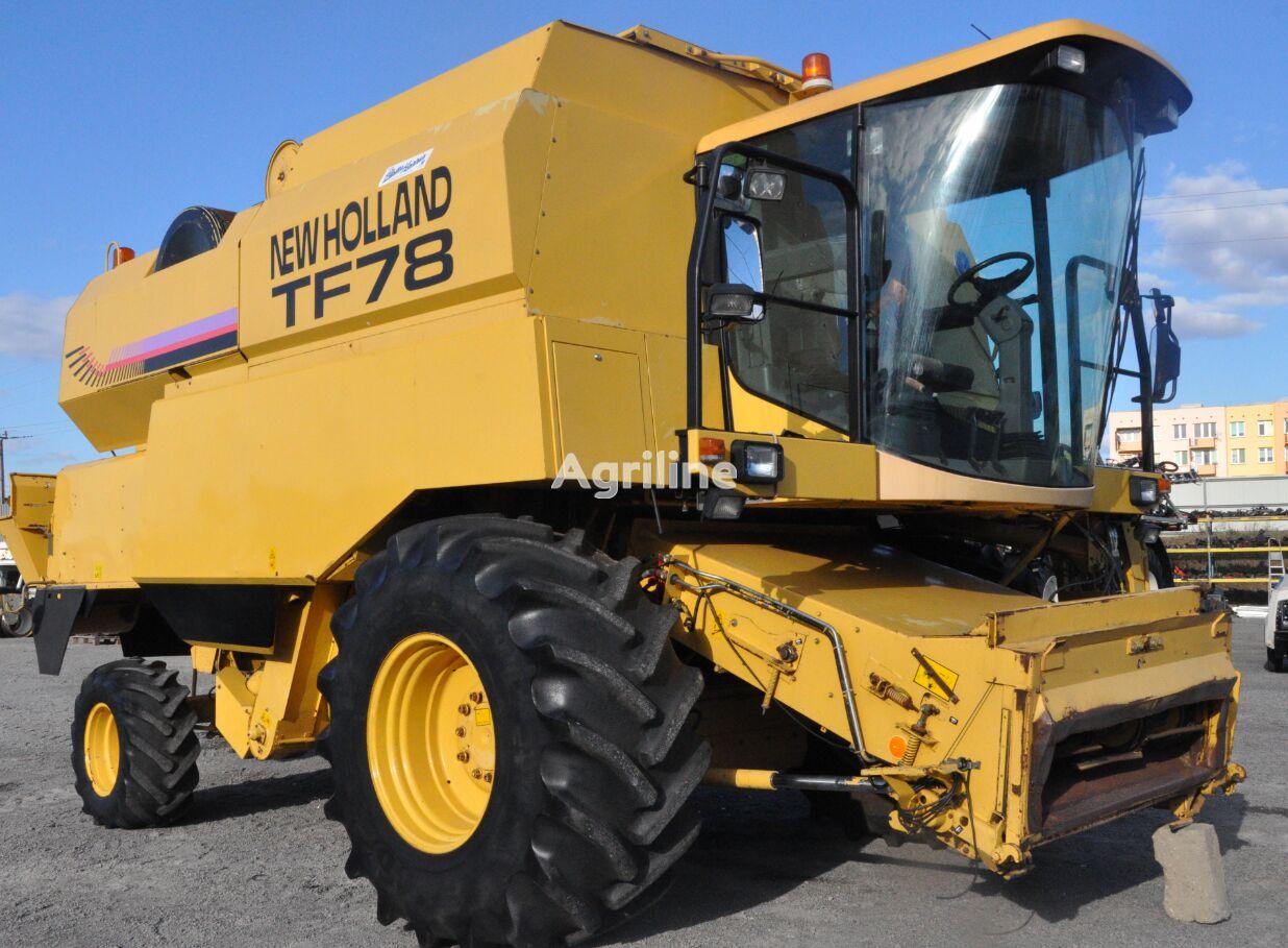 NEW HOLLAND TF78 ELEKTRA grain harvester