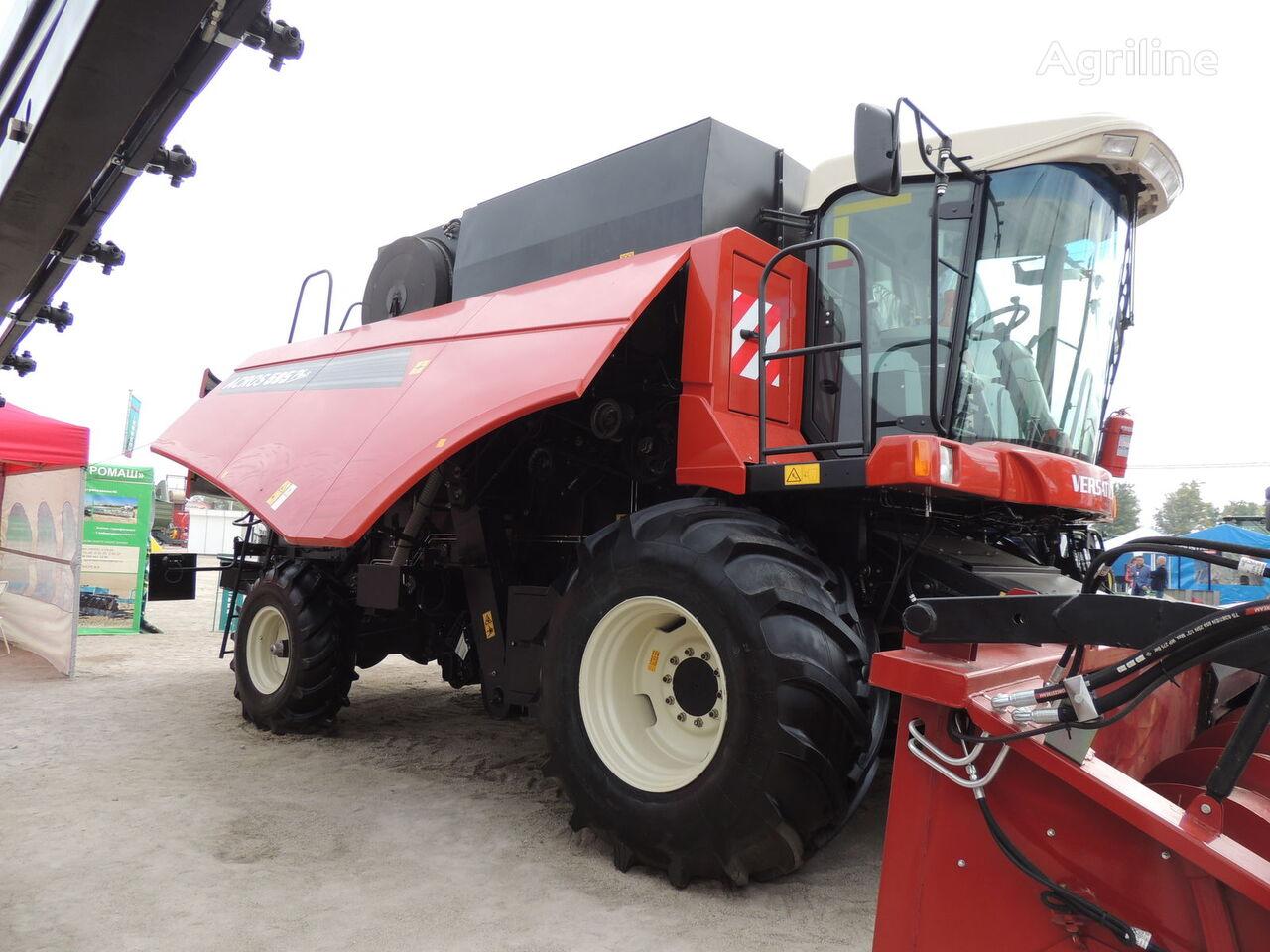 new VERSATILE Acros 595 plus grain harvester