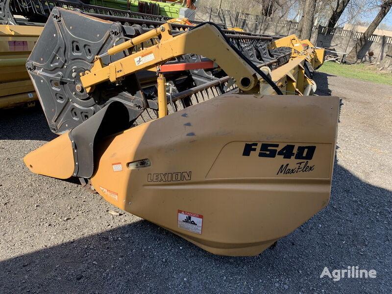 CLAAS Max Flex  F540  grain header