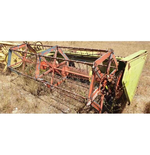 CLAAS Serie Mercator Consul grain header