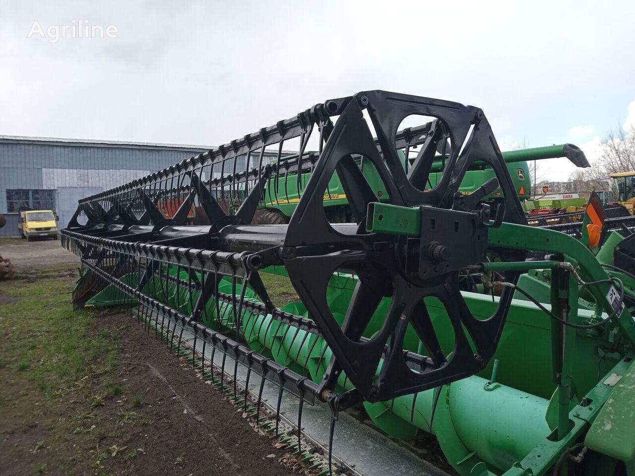 JOHN DEERE 625 gylra Flex grain header