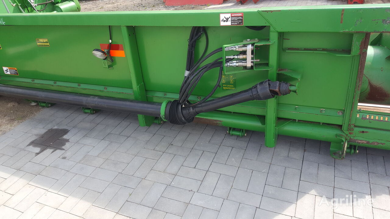 JOHN DEERE F630 Hydraflex grain header