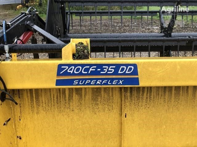 NEW HOLLAND 740CF-35DD Flex grain header