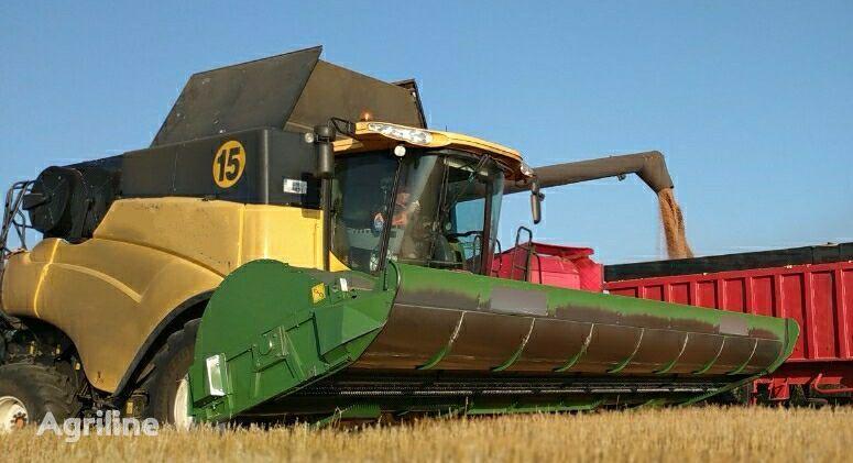 new UKR.AGRO-SERVIS Slavyanka UAS grain header