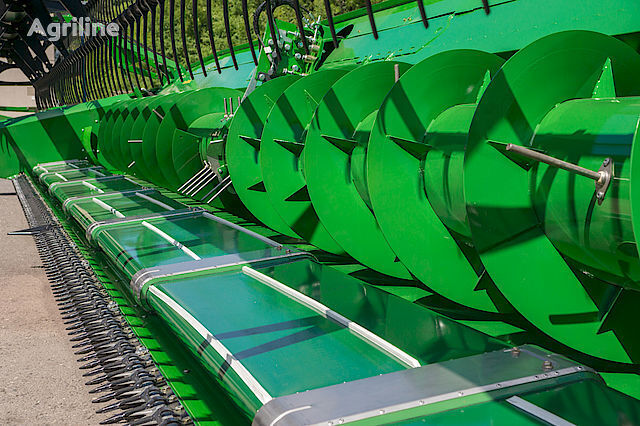 new ZURN Premium Flow grain header