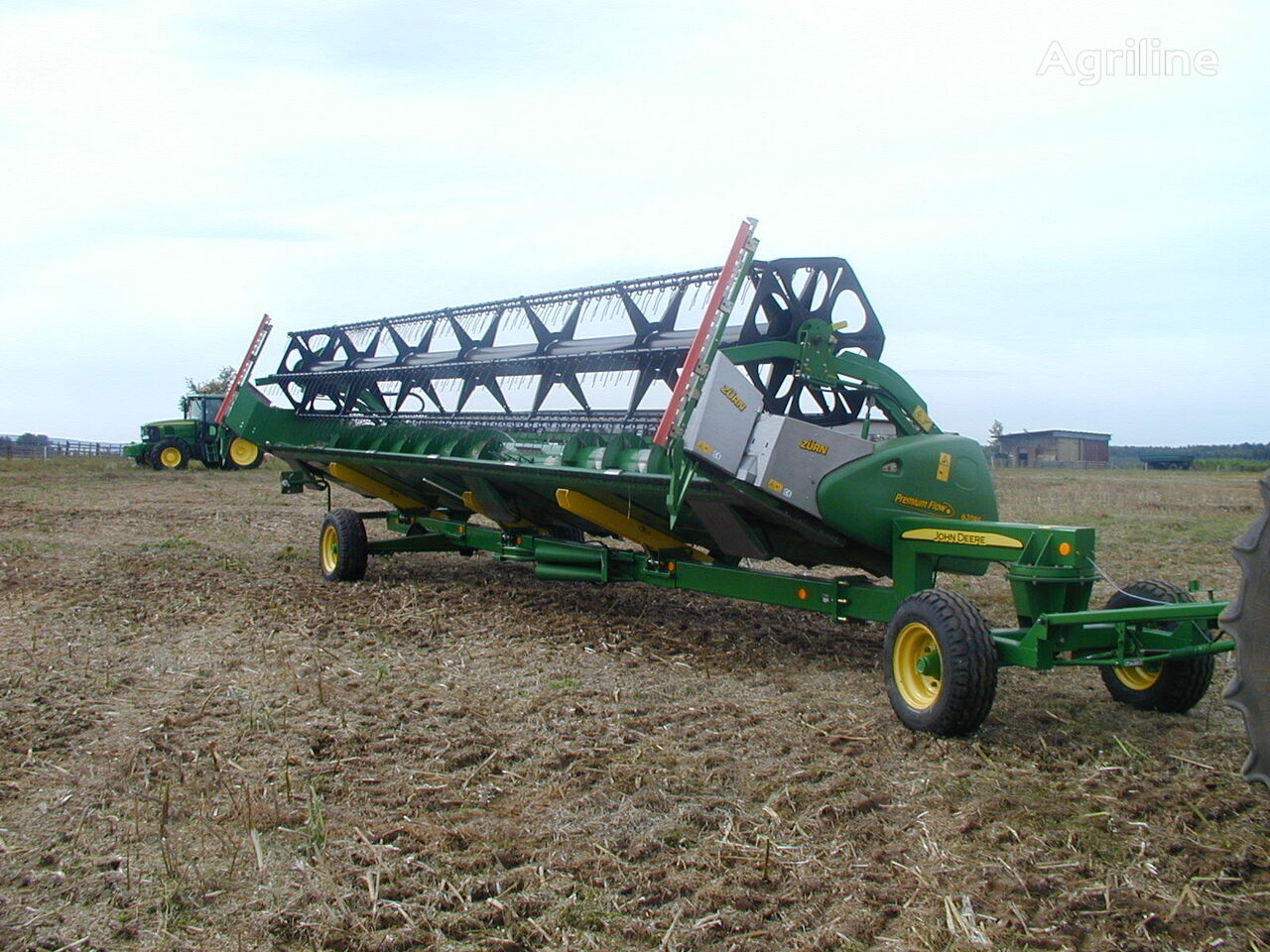 ZURN Premium Flow grain header