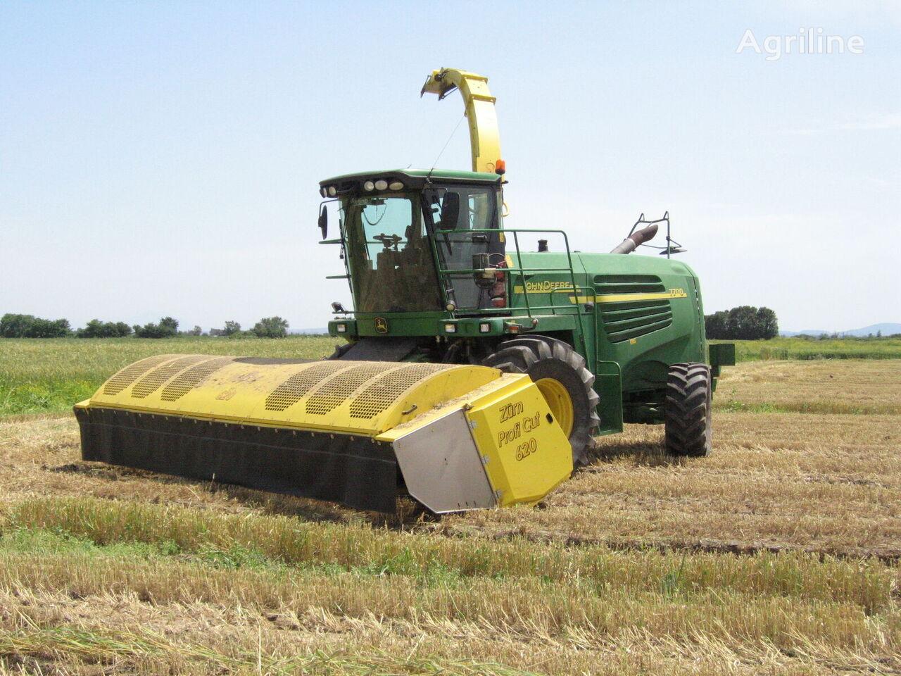 new ZURN pryamogo sreza Profi Cut grain header