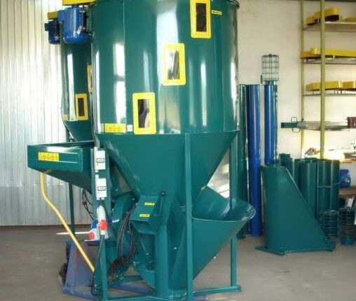 new AGROPART Pašarų maišytuvas, feed mixer / dispenser grain thrower