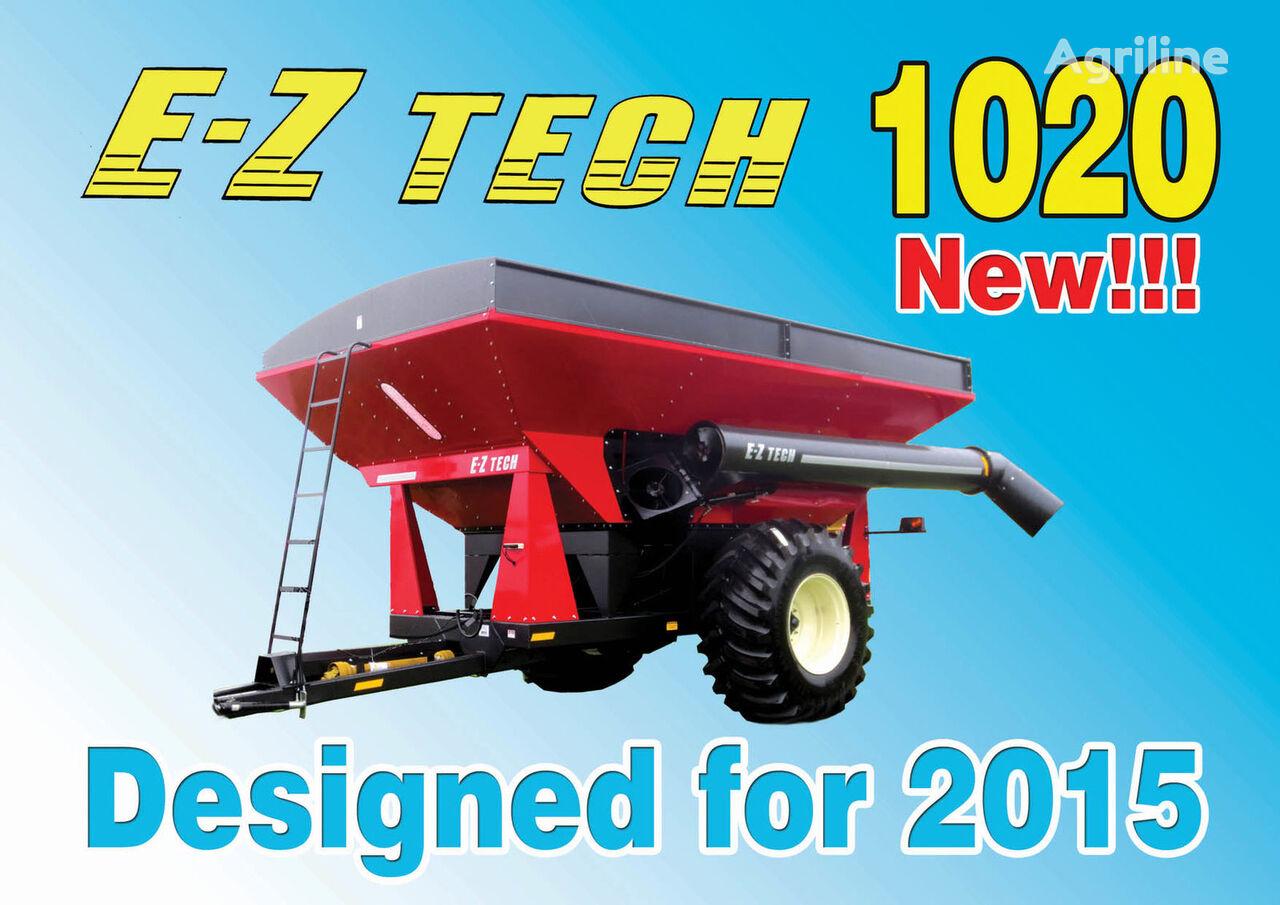 new E-Z Trail Tech 1020  grain thrower