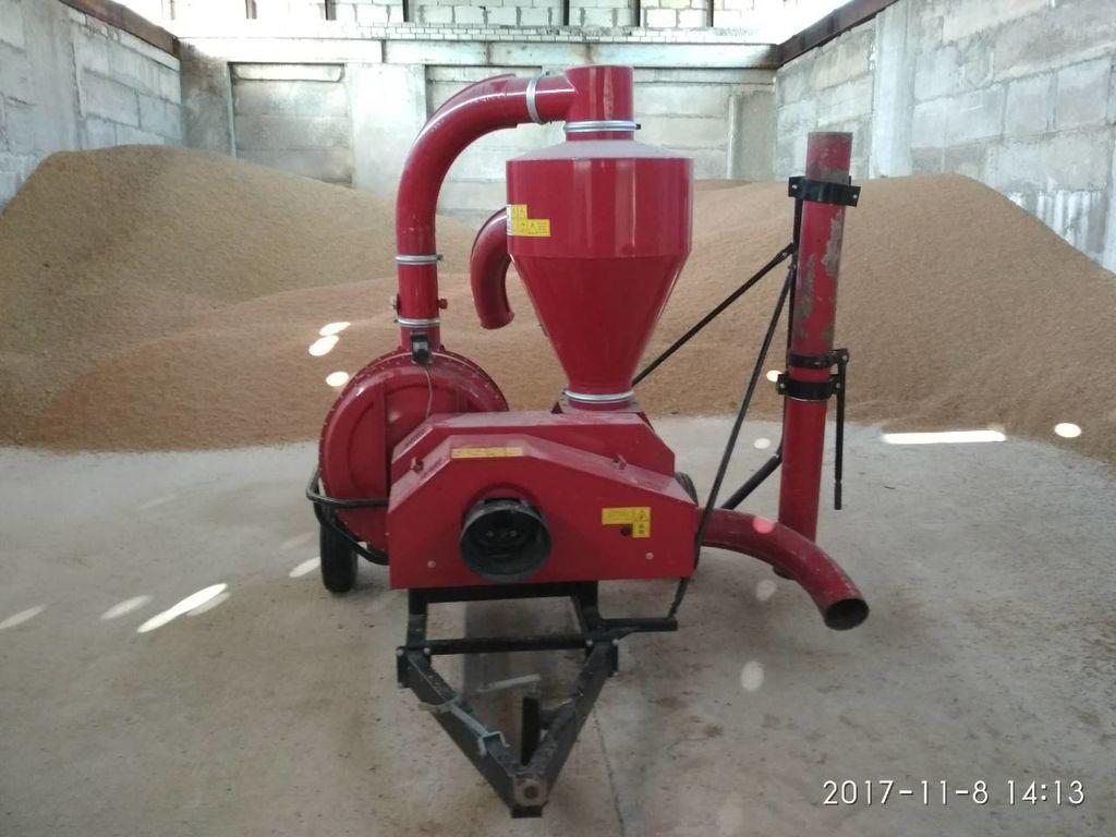 POMOT T449 grain thrower
