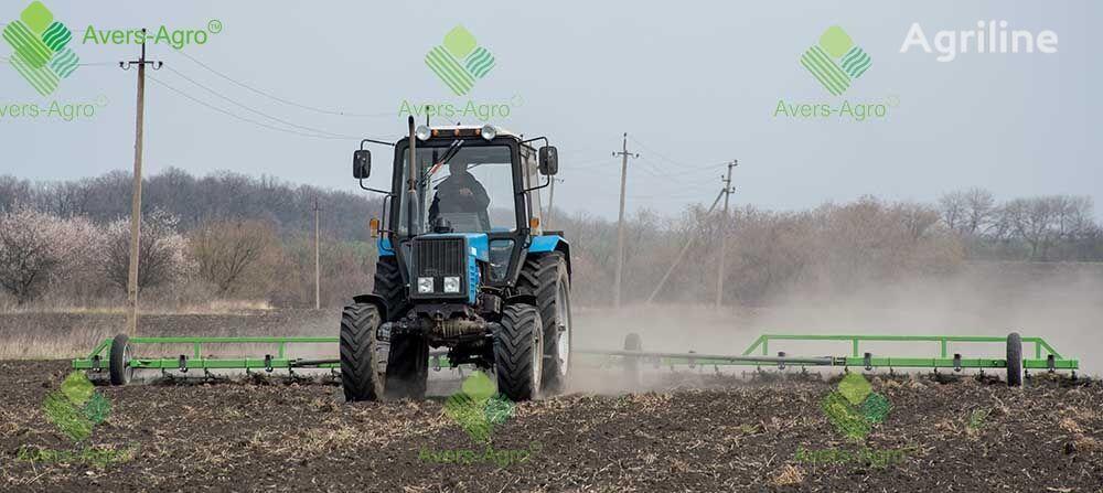 new Avers-Agro zubovaya gidravlicheskaya ZBS-12 harrow