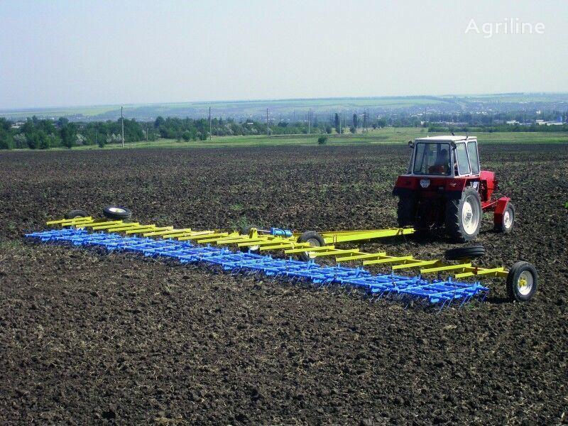 new Pruzhinnaya borona BZP-15,2 i BZP-24,5 (ZPG-15,ZPG-24) harrow